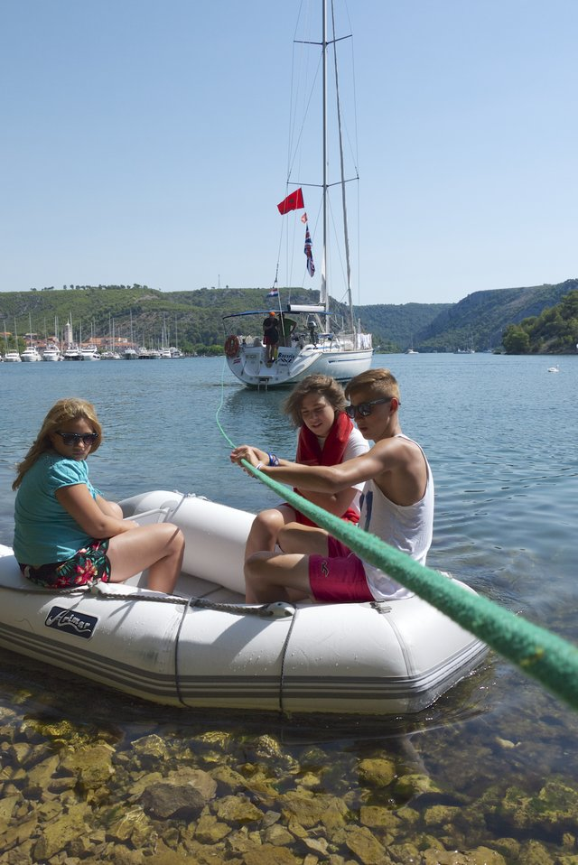 Learn to sail, Flotilla Sailing Croatia - go4sailing